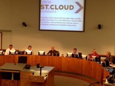 St. Cloud MN City Council