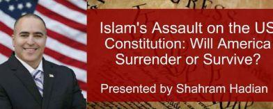 Pastor & Islamic Survivor, Shahram Hadian