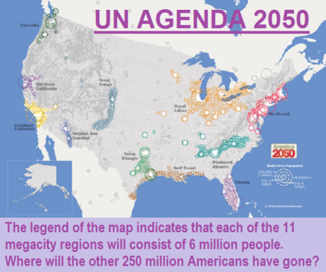 Agenda2050_Map_MegaregionsEachWith6MWheredidother50MGoQProgressiveEugenicsDepopulationUNUnitedNAtionsSustainableGrowth