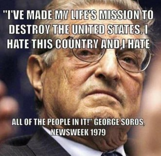 GeorgeSorosIhateAmerica&AllAmericans