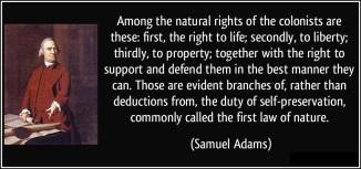 SamuelAdamsFirstNaturalRightofSelfPreservation04042016