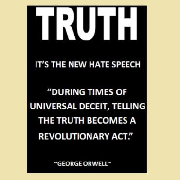 TruthTheNewHateSpeech04152018