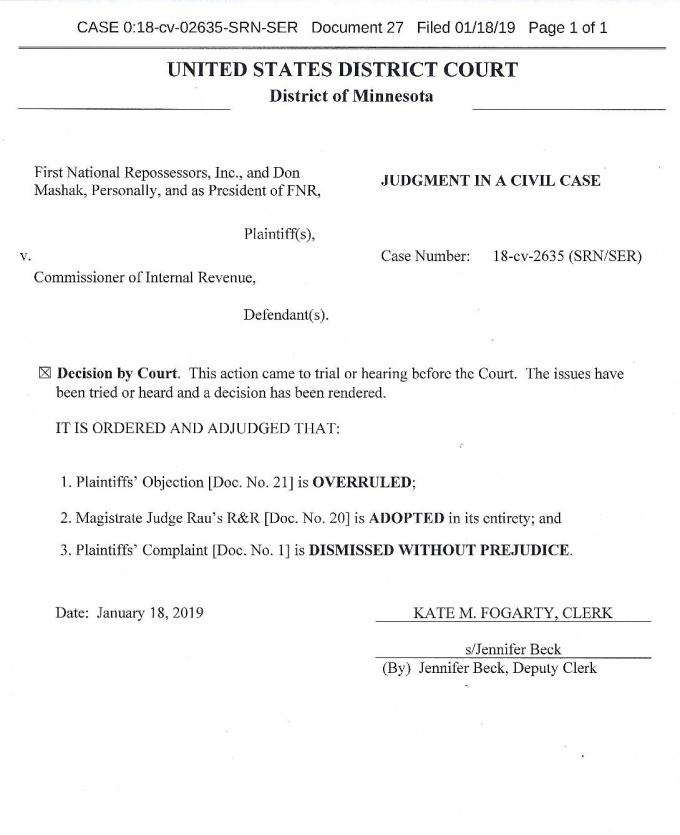 15_MashakVsIRS_US_MN_DistrictCourt18JAN2019OrderMemorandumOpinionOrderJudgement01182019-page-004