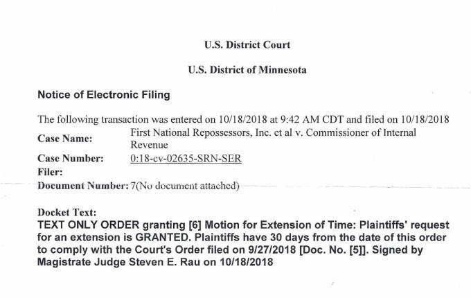 3_MashakVsIRS_US_MN_DistrictCourt18OCT2018Order10182018-page-001